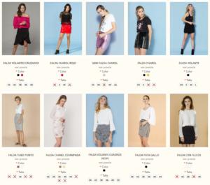 Tienda de moda online
