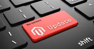 Magento 2 update,  o como actualizar Magento 2